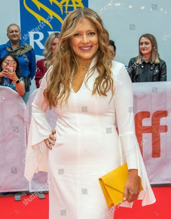 Daniela Taplin Lundberg arrives for the premiere of the movie 'Harriet' during the 44th annual Toronto International Film Festival (TIFF) in Toronto, Canada, 10 September 2019. The festival runs from 05 September to 15 September 2019.