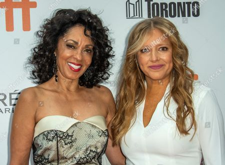 Debra Martin Chase (L) and Daniela Taplin Lundberg arrive for the premiere of the movie 'Harriet' during the 44th annual Toronto International Film Festival (TIFF) in Toronto, Canada, 10 September 2019. The festival runs from 05 September to 15 September 2019.