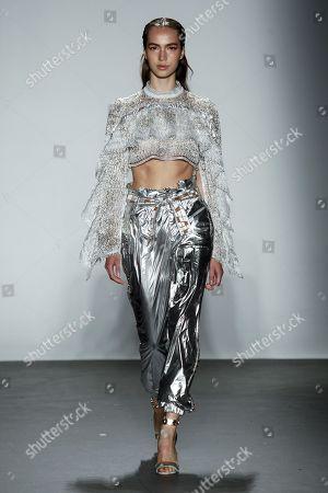 Editorial image of Custo Barcelona show, Runway, Spring Summer 2020, New York Fashion Week, USA - 09 Sep 2019