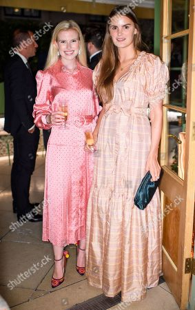 Ella Phillips and Charlotte Rey