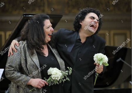 Editorial picture of George Enescu International Festival 2019 in Bucharest, Romania - 10 Sep 2019