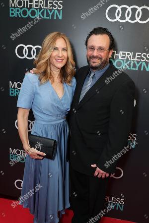 Rachel Shane, Producer, Adrian Alperovich