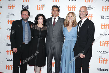 Editorial photo of Warner Bros. presents 'Motherless Brooklyn' Premiere at the Toronto International Film Festival, Toronto, Canada - 10 Sep 2019