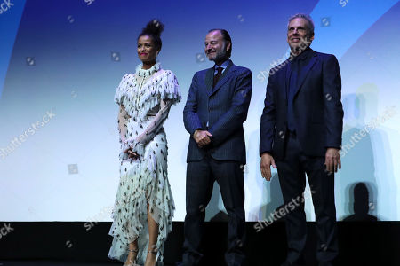 Editorial photo of Warner Bros. presents MOTHERLESS BROOKLYN Premiere at the Toronto International Film Festival, Toronto, Canada - 10 Sep 2019