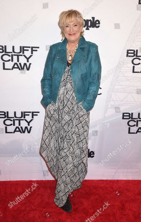Editorial image of 'Bluff City Law' premiere, Memphis, USA - 10 Sep 2019