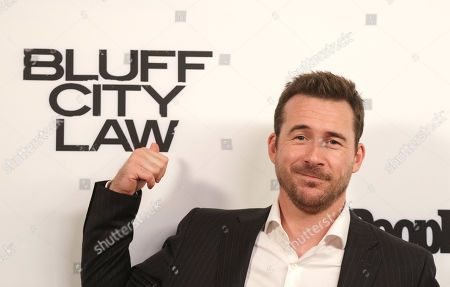 Stock Picture of Barry Sloane