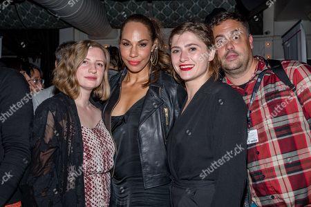 Amanda Brugel and Guests
