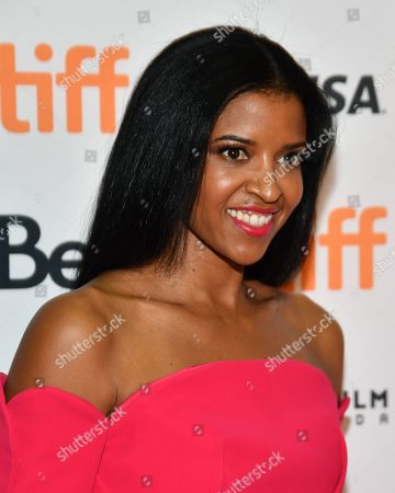 Stock Picture of Renee Elise Goldsberry