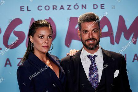 Stock Picture of Rene Ramos and Vania Millan