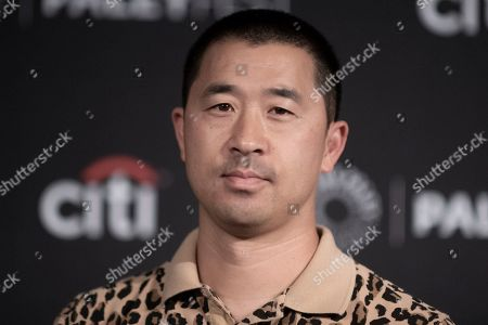"""Stock Picture of Alex Tse attends Hulu's """"Wu-Tang: An American Saga"""" screening and panel during the 2019 PaleyFest Fall TV Previews at The Paley Center for Media, in Beverly Hills, Calif"""