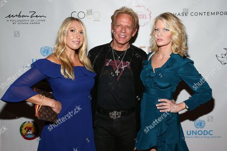 Alicia Powers, Don Felder and Diane McInerney