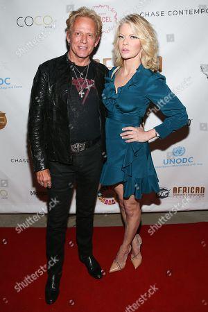 Don Felder and Diane McInerney