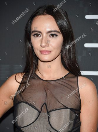 Olivia Perez attends the Spring/Summer 2020 Savage X Fenty show, presented by Amazon Prime, at the Barclays Center on Tuesday, Sept, 10, 2019, in New York