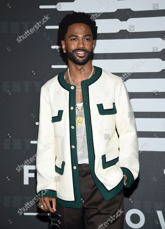 Big Sean attends the Spring/Summer 2020 Savage X Fenty show, presented by Amazon Prime, at the Barclays Center on Tuesday, Sept, 10, 2019, in New York