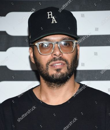 Richie Akiva attends the Spring/Summer 2020 Savage X Fenty show, presented by Amazon Prime, at the Barclays Center on Tuesday, Sept, 10, 2019, in New York