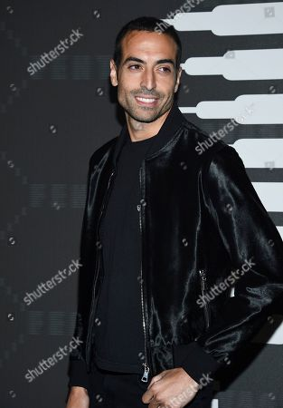 Mohammed Al Turki attends the Spring/Summer 2020 Savage X Fenty show, presented by Amazon Prime, at the Barclays Center on Tuesday, Sept, 10, 2019, in New York