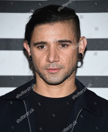 Sonny Moore aka Skrillex attends the Spring/Summer 2020 Savage X Fenty show, presented by Amazon Prime, at the Barclays Center on Tuesday, Sept, 10, 2019, in New York