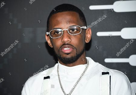 Fabolous attends the Spring/Summer 2020 Savage X Fenty show, presented by Amazon Prime, at the Barclays Center on Tuesday, Sept, 10, 2019, in New York