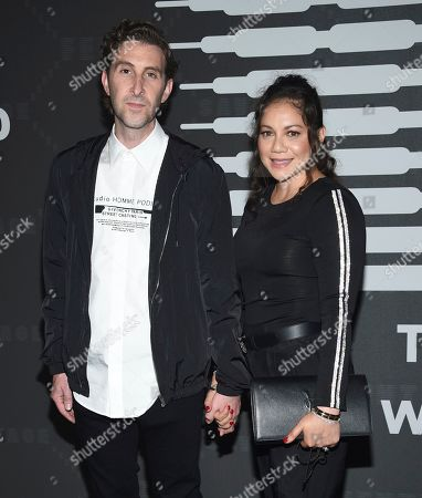 TechStyle Fashion Group co-CEO Adam Goldberg and guest attend the Spring/Summer 2020 Savage X Fenty show, presented by Amazon Prime, at the Barclays Center on Tuesday, Sept, 10, 2019, in New York