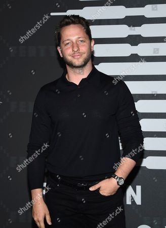 Derek Blasberg attends the Spring/Summer 2020 Savage X Fenty show, presented by Amazon Prime, at the Barclays Center on Tuesday, Sept, 10, 2019, in New York