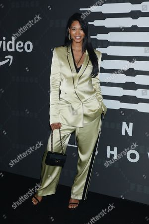 Stock Picture of Chanel Iman