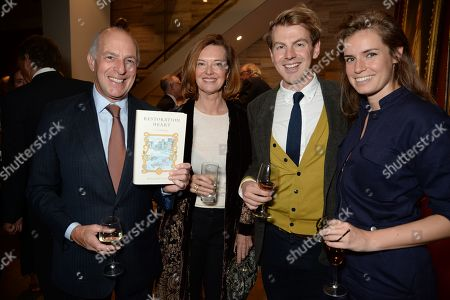 Loyd Grossman and Guests