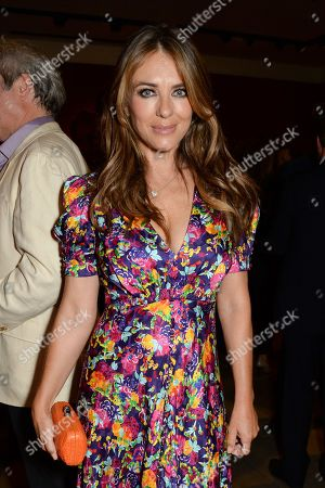 Editorial photo of William Cash book launch at Philip Mould Gallery, Pall Mall, London, UK - 10 Sep 2019