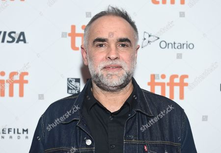 Stock Image of Director Karim Ainouz