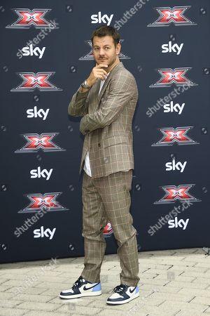 Tv conducer Alessandro Cattelan