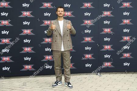 Stock Photo of Tv conducer Alessandro Cattelan