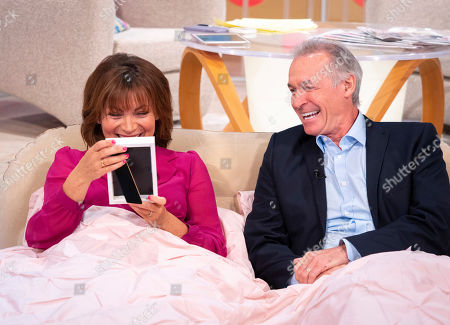 Lorraine Kelly and Dr Hilary Jones
