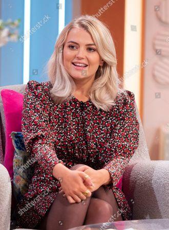 Editorial image of 'Lorraine' TV show, London, UK - 11 Sep 2019