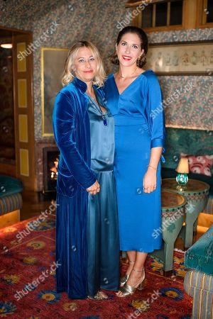 Alessandra Tani and Rebecca Rizzello