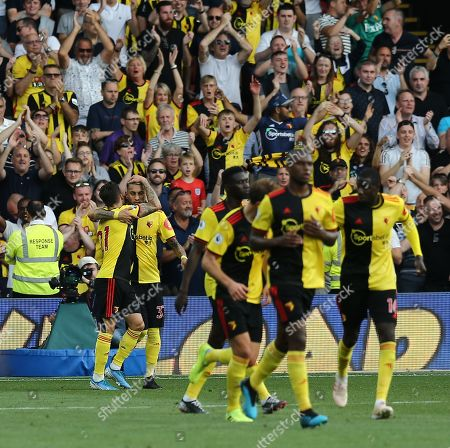 Watford v Arsenal