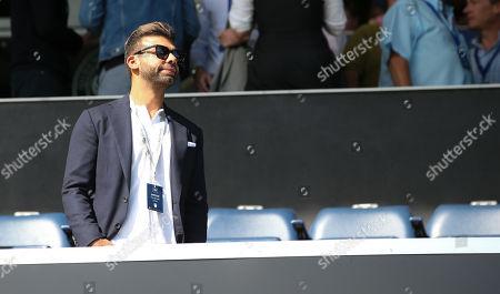 Amit Bhatia - QPR Chairman