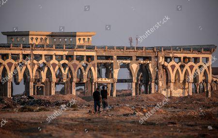 Editorial image of Yasser Arafat Airport in Gaza, Rafah, - - 11 Sep 2019