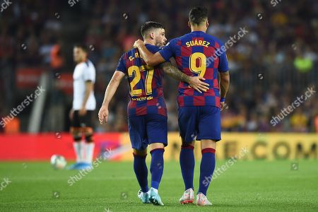 Editorial photo of Barcelona v Valencia, La Liga football match, Camp Nou, Spain - 14 Sep 2019