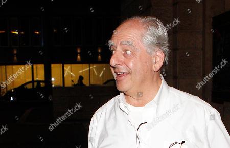 The director William Kentridge