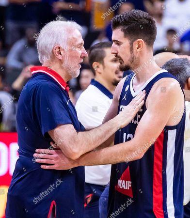 Editorial image of FIBA Basketball World Cup 2019, Dongguan, China - 11 Sep 2019