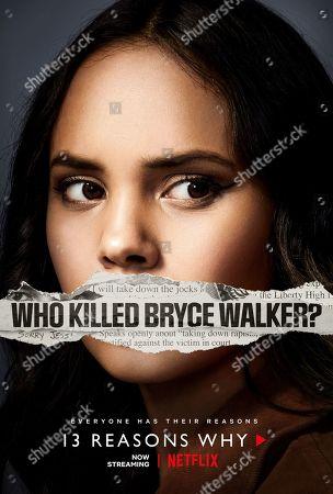 13 Reasons Why (2019) Poster Art. Alisha Boe as Jessica Davis