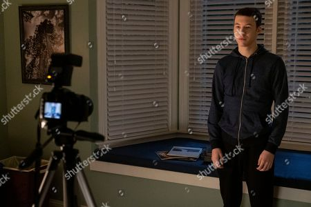 Editorial picture of '13 Reasons Why' TV Show Season 3 - 2019