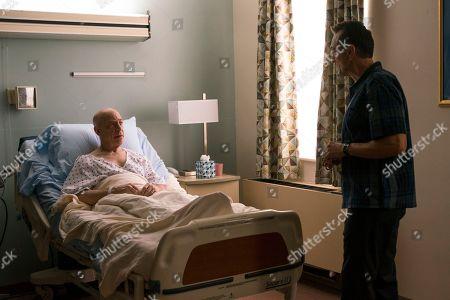 Hank Azaria as Jim Brockmire and JK Simmons as Matt Hardesty