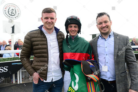 LISTOWEL. CYRUS DALLIN and Joe Doyle won for owners Stephen Ellis and Martin Doran.