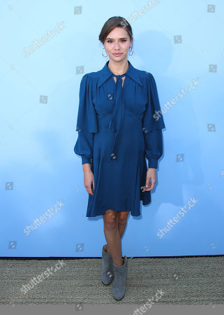 Stock Photo of Alessandra Balazs