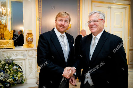 King Willem-Alexander receives credentials of new ambassadors, The Hague