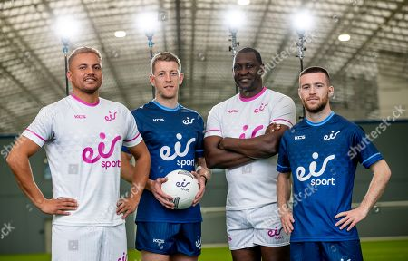 Editorial image of Launch of eir Sports New Season of Action  - 11 Sep 2019