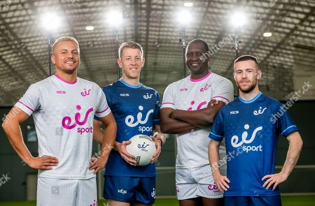 Editorial picture of Launch of eir Sports New Season of Action  - 11 Sep 2019
