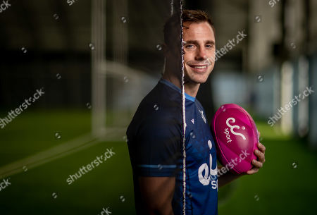eir sport is the home of the Rugby World Cup in Ireland and the only place to watch all 48 games live. To launch eir sport's coverage on-air talent Tommy Bowe, Mike Phillips, Louise Galvin, Jerry Flannery, James Lowe, Gordon D'Arcy and Liam Toland were at the Sport Ireland Campus today. Pictured is Tommy Bowe