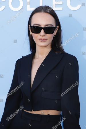 Editorial photo of Michael Kors show, Arrivals, Spring Summer 2020, New York Fashion Week, USA - 11 Sep 2019