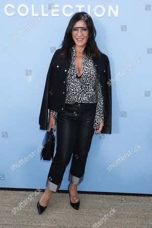Editorial image of Michael Kors show, Arrivals, Spring Summer 2020, New York Fashion Week, USA - 11 Sep 2019